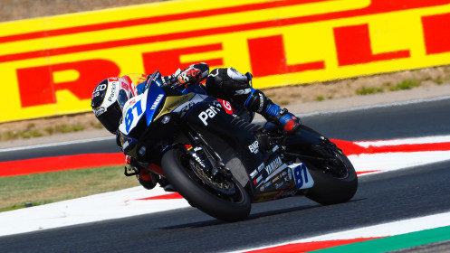 Manuel Gonzalez, Yamaha ParkinGo Team, Navarra FP2