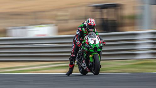 Jonathan Rea, Kawasaki Racing Team WorldSBK, Navarra Tissot Superpole