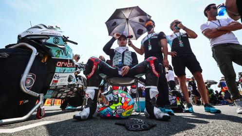 Chaz Davies, Team GoEleven, Navarra RACE 1