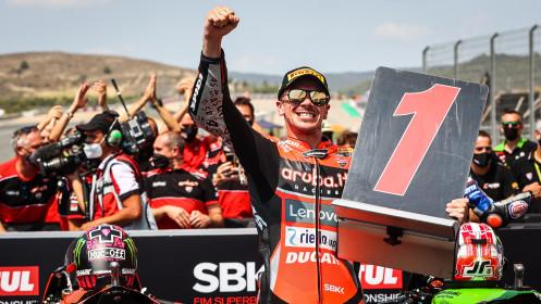 Scott Redding, Aruba.it Racing - Ducati, Navarra RACE 1