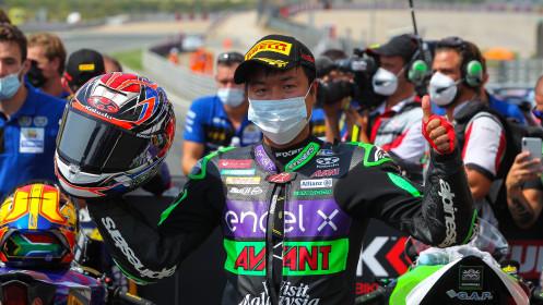 Hikari Okubo, G.A.P. MOTOZOO Racing by Puccetti, Navarra RACE 1