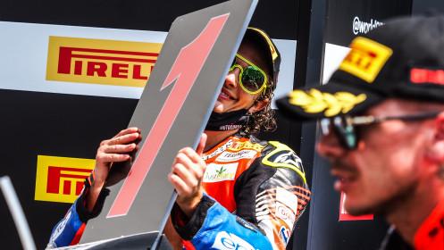 Axel Bassani, Motocorsa Racing, Navarra RACE 1
