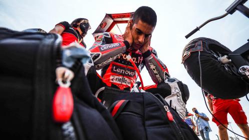 Michael Ruben Rinaldi, Aruba.it Racing - Ducati, Navarra RACE 1