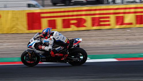 Tom Sykes, BMW Motorrad WorldSBK Team, Navarra Tissot Superpole