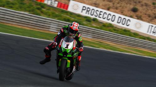 Jonathan Rea, Kawasaki Racing Team WorldSBK, Navarra FP3