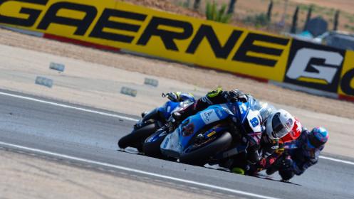Simon Jespersen, Kallio Racing, Navarra RACE 1