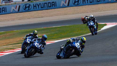 Luca Bernardi, CM Racing, Navarra RACE 1