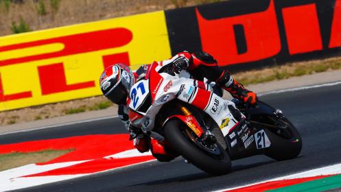 Randy Krummenacher, EAB Racing Team, Navarra RACE 1