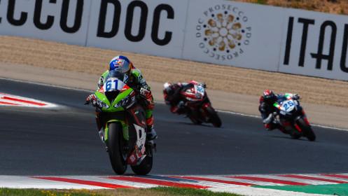 Can Alexander Oncu, Kawasaki Puccetti Racing, Navarra RACE 1