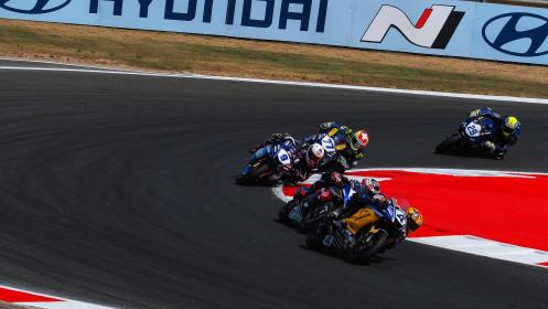 WorldSSP, Navarra RACE 1