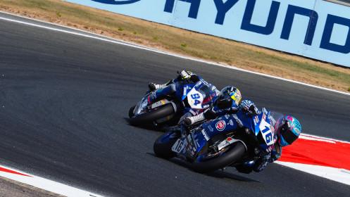Jules Cluzel, GMT94 Yamaha, Navarra RACE 1