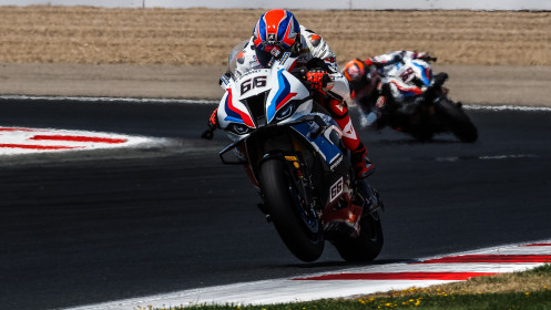 Tom Sykes, BMW Motorrad WorldSBK Team, Navarra RACE 1