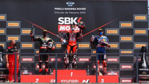 WorldSBK Navarra RACE 1