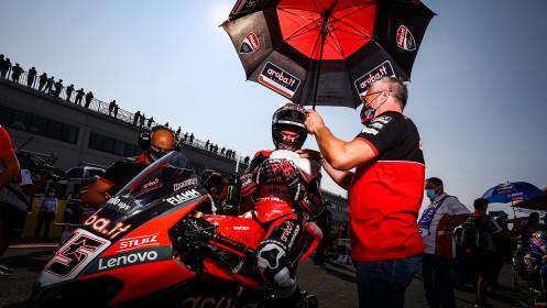 Scott Redding, Aruba.it Racing - Ducati, Navarra Tissot Superpole RACE