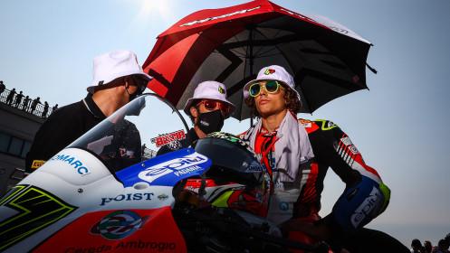 Axel Bassani, Motocorsa Racing, Navarra Tissot Superpole RACE