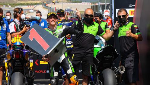 Leonardo Taccini, Orelac Racing VerdNatura, Navarra RACE 2