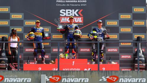 WorldSSP, Navarra RACE 2