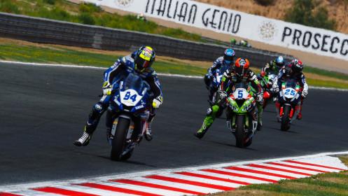 Federico Caricasulo, Biblion Iberica Yamaha Motoxracing, Navarra RACE 2