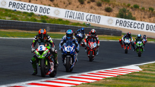 Philipp Oettl, Kawasaki Puccetti Racing, Navarra RACE 2