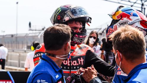 Scott Redding, Aruba.it Racing - Ducati, Navarra RACE 2