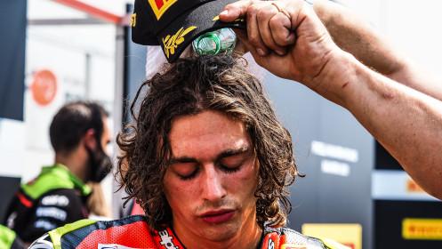 Axel Bassani, Motocorsa Racing, Navarra RACE 2