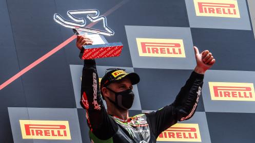 Jonathan Rea, Kawasaki Racing Team WorldSBK, Navarra RACE 2