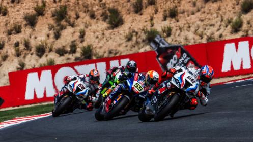Tom Sykes, BMW Motorrad WorldSBK Team, Navarra RACE 2