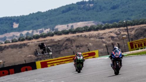 WorldSBK, Navarra RACE 2
