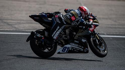 Manuel Gonzalez, Yamaha ParkinGo Team, Navarra RACE 1