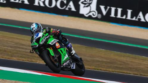 Raffaele de Rosa, Orelac Racing VerdNatura, Magny-Cours FP2