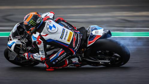 Michael van der Mark, BMW Motorrad WorldSBK Team, Magny-Cours FP2