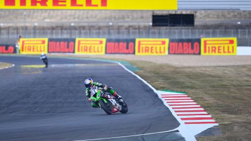 Can Alexander Oncu, Kawasaki Puccetti Racing, Magny-Cours FP2