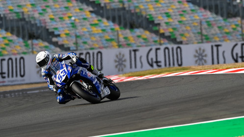Valentin Debise, GMT94 Yamaha, Magny-Cours FP2