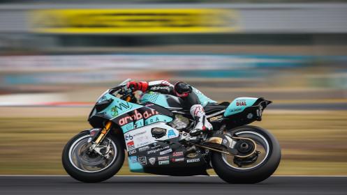 Chaz Davies, Team GoEleven, Magny-Cours RACE 1