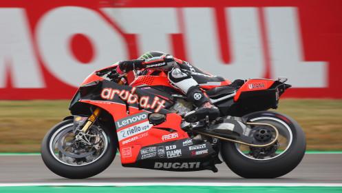 Scott Redding, Aruba.it Racing - Ducati, Magny-Cours FP3