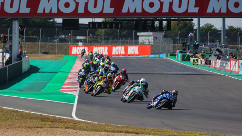Bahattin Sofuoglu, Biblion Yamaha Motoxracing, Magny-Cours RACE 1
