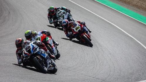 Michael van der Mark, BMW Motorrad WorldSBK Team, Magny-Cours RACE 1