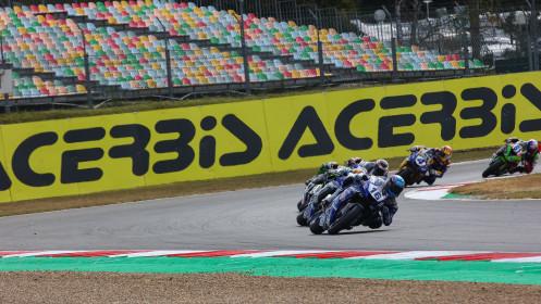Jules Cluzel, GMT94 Yamaha, Magny-Cours RACE 1