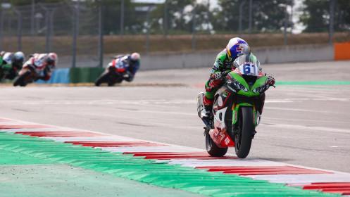Can Alexander Oncu, Kawasaki Puccetti Racing, Magny-Cours RACE 1