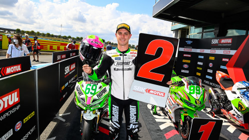 Tom Booth-Amos, Fusport - Rt Motorsports by SKM Kawasaki, Magny-Cours RACE 1