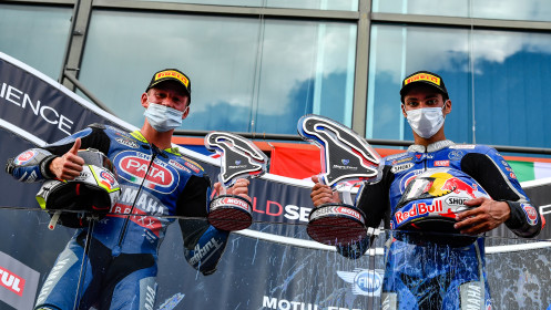 WorldSBK Magny-Cours RACE 1
