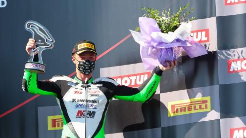 Jeffrey Buis, MTM Kawasaki, Magny-Cours RACE 2