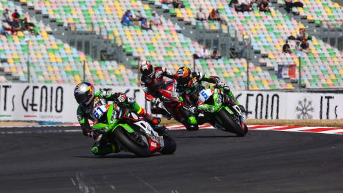 Can Alexander Oncu, Kawasaki Puccetti Racing, Magny-Cours RACE 2
