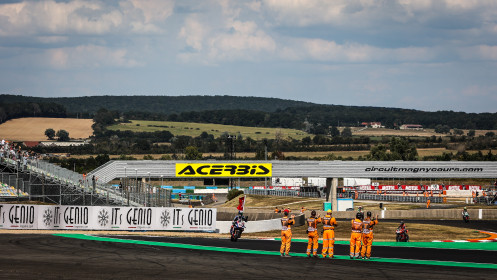 Toprak Razgatlioglu, Pata Yamaha with Brixx WorldSBK, Magny-Cours RACE 2
