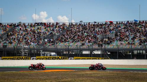 Alvaro Bautista, Team HRC, Magny-Cours RACE 2