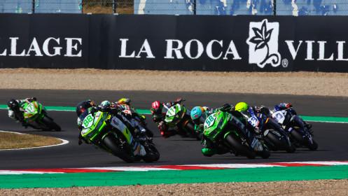 Gabriele Mastroluca, ProGP Racing, Magny-Cours RACE 2