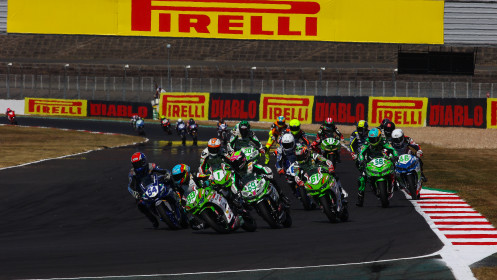 WorldSSP300, Magny-Cours RACE 2