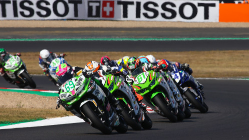 Tom Booth-Amos, Fusport - RT Motorsports by SKM - Kawasaki, Magny-Cours RACE 2