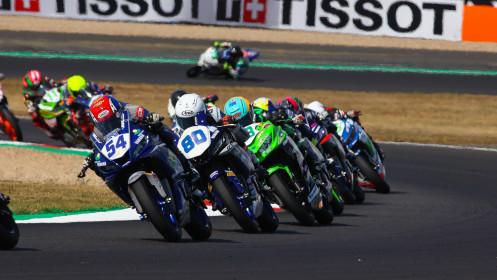 Bahattin Sofuoglu, Biblion Yamaha Motoxracing, Magny-Cours RACE 2