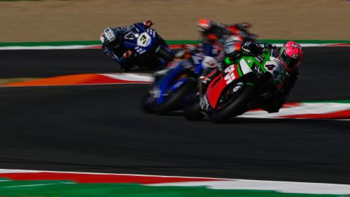 Lucas Mahias, Kawasaki Puccetti Racing, Magny-Cours Tissot Superpole RACE